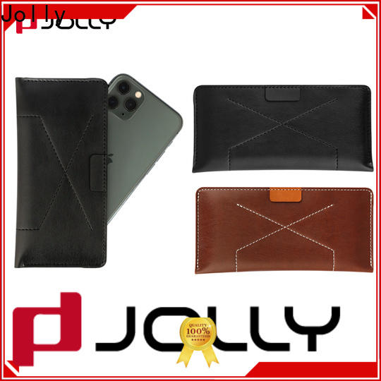 mobile phone accessories universal phone case with credit card slot for cell phone