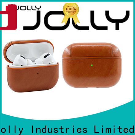 Jolly hot sale airpod charging case factory for earpods