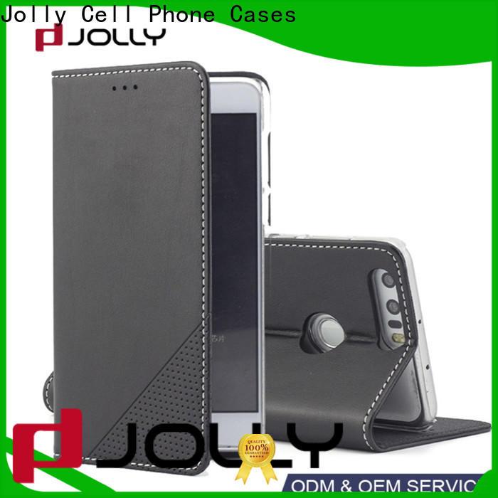 Jolly custom phone case maker supply for apple