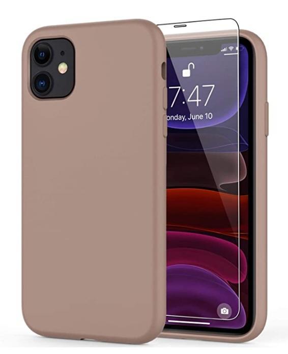 Liquid SiliconeTPU Rubber Gel Protective Phone Case