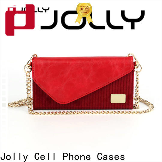 Jolly latest clutch phone case company for phone