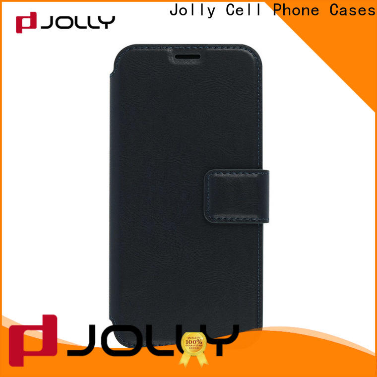 latest flip phone covers with slot kickstand for iphone xs