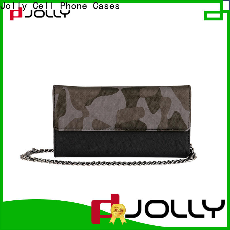Jolly crossbody phone case supply for cell phone