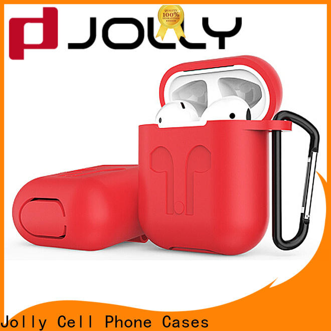 Jolly airpods carrying case company for earpods