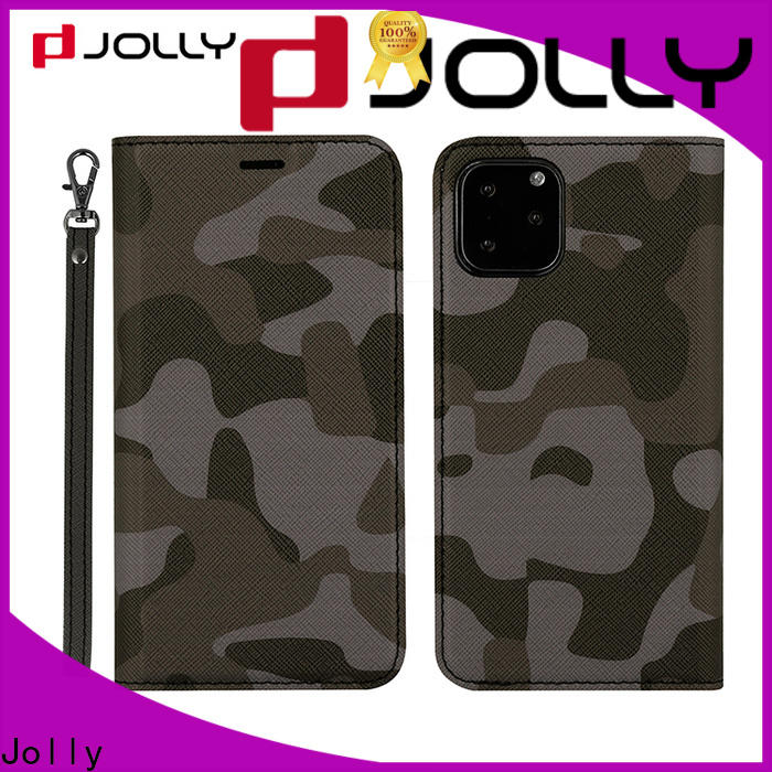 Jolly top cell phone protective covers with slot for sale