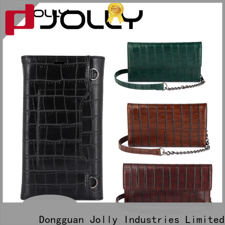 Jolly crossbody cell phone case manufacturers for cell phone