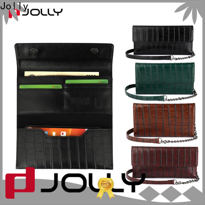 Jolly great clutch phone case factory for smartpone