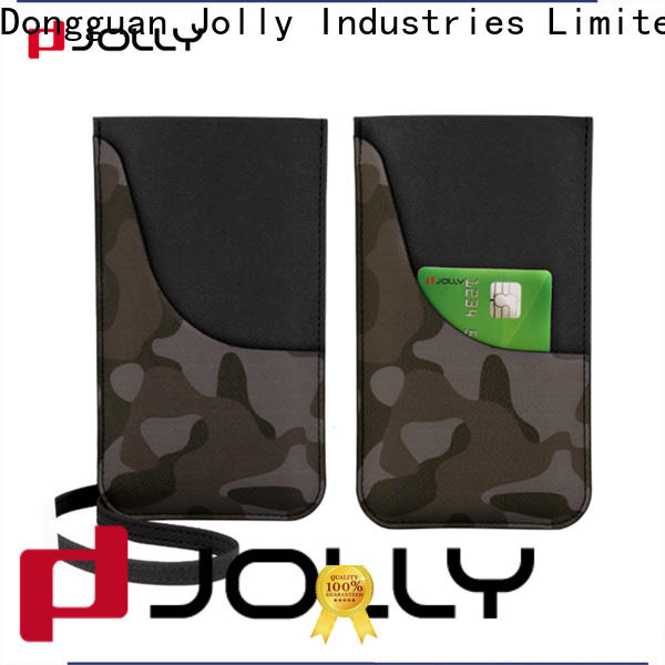 Jolly high-quality mobile phone bags pouches suppliers for phone