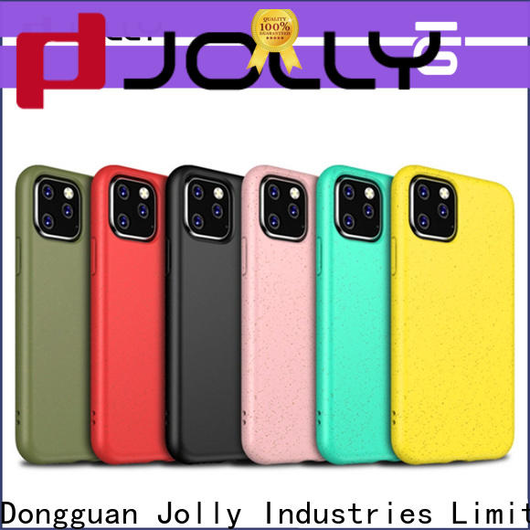 Jolly customized mobile cover company for sale