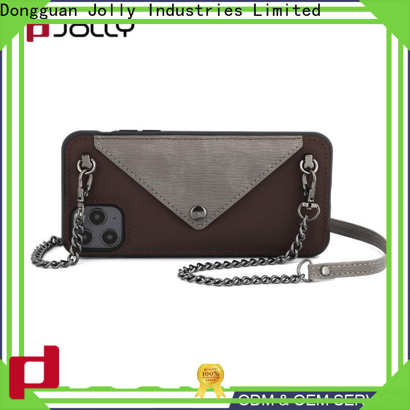 high-quality crossbody smartphone case supply for phone