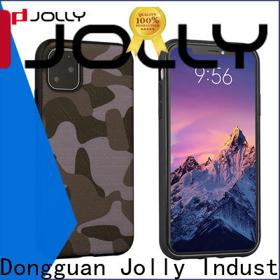 Jolly protective custom made phone case supplier for iphone xr