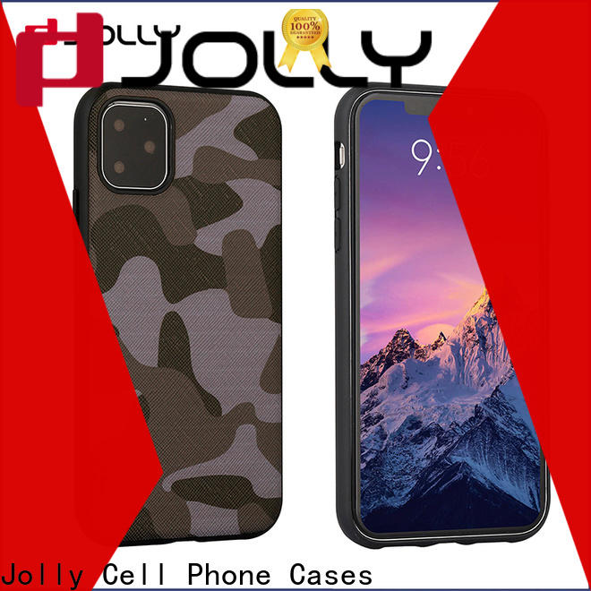 Jolly absorption cell phone covers factory for iphone xs