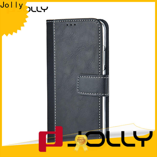 wholesale cell phone wallet wristlet for busniess for iphone xs