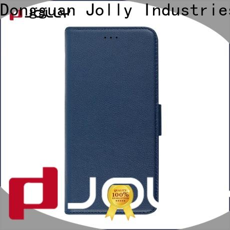 Jolly waterproof cell phone case with credit card holder for iphone xr
