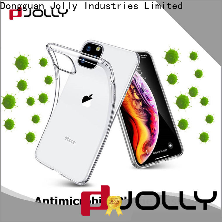 Jolly customized mobile cover supplier for sale