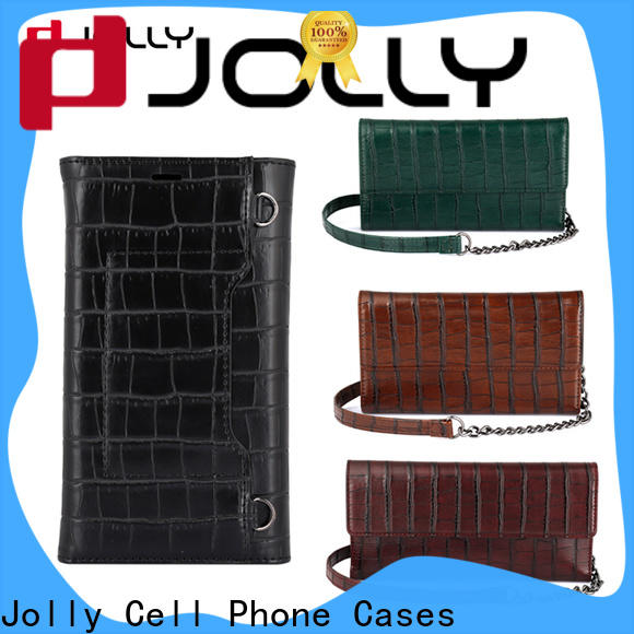 Jolly top phone case maker supplier for apple