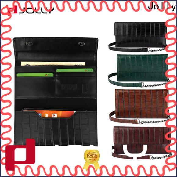 Jolly custom crossbody smartphone case manufacturers for smartpone