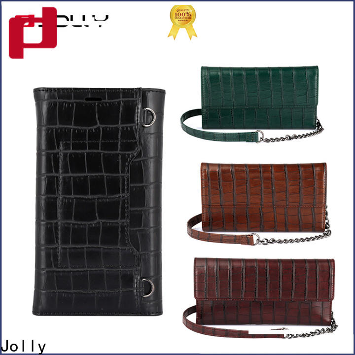 Jolly new crossbody smartphone case manufacturers for cell phone