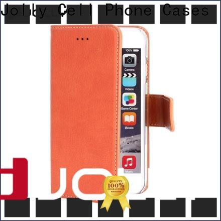 women wallet style phone case with cash compartment for mobile phone