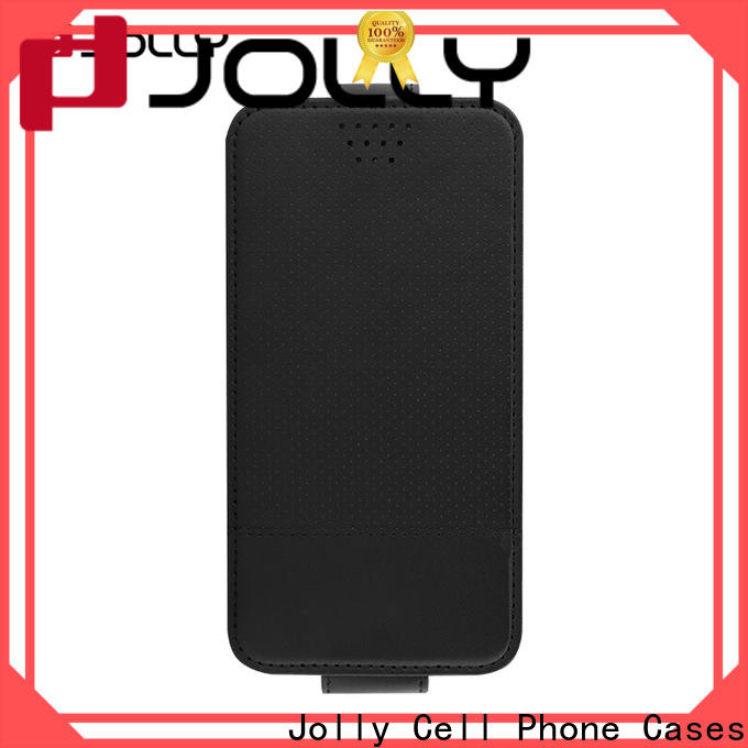 Jolly universal mobile cover with adhesive for mobile phone