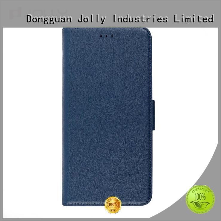 pu leather magnetic phone case manufacturerfor mobile phone