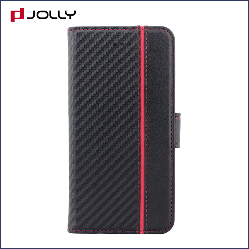 high quality personalised phone covers with credit card holder for iphone x-3