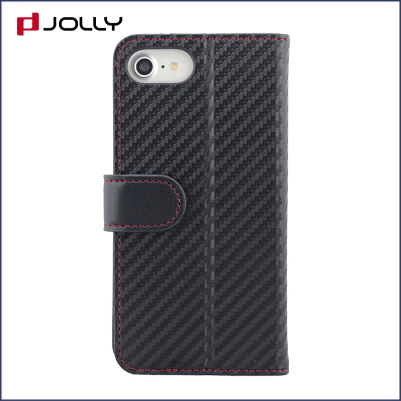 high quality personalised phone covers with credit card holder for iphone x-5