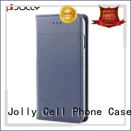 Jolly hot sale magnetic phone case manufacturer for iphone x