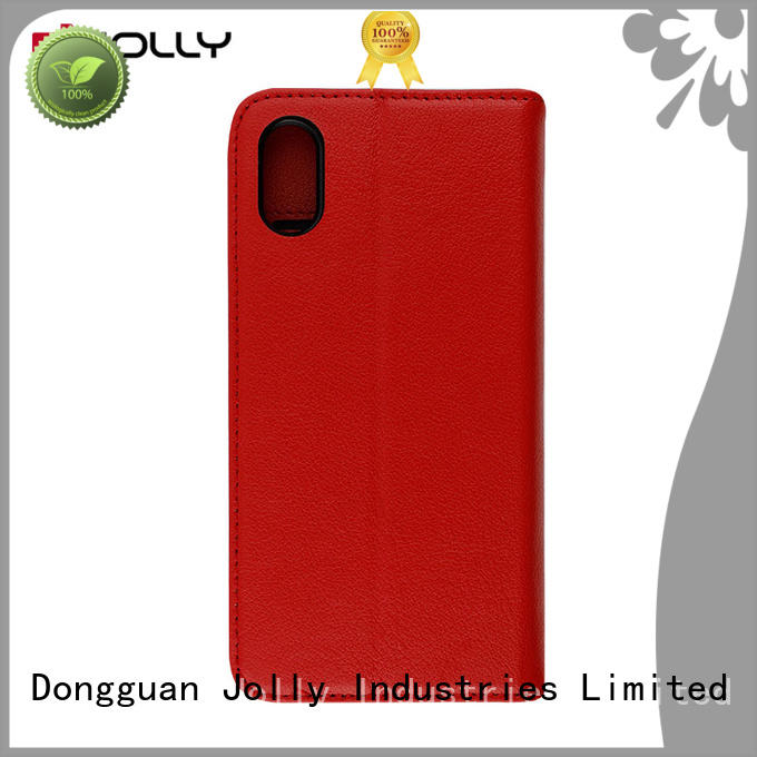 djs phone case brands with credit card holder for iphone xr Jolly