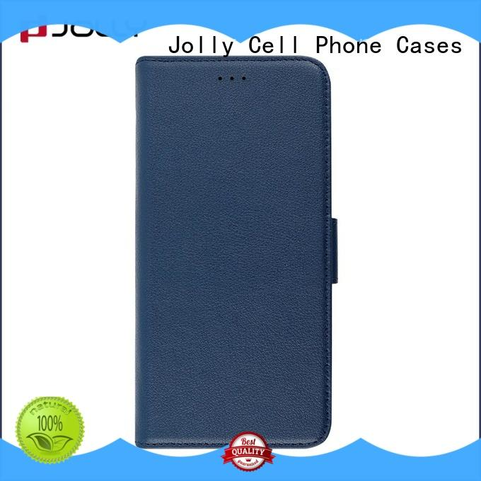 djs phone case brands with credit card holder for iphone x Jolly