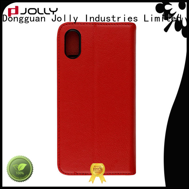 Jolly magnetic essential phone case slot manufacturer
