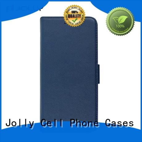 Jolly protection case with slot kickstand for sale