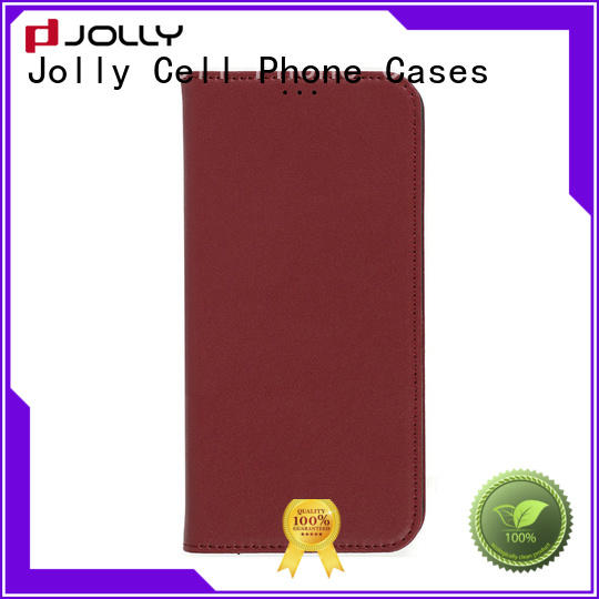 djs personalised phone covers with credit card holder for iphone x Jolly
