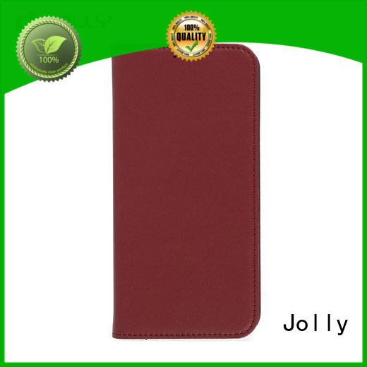 Jolly pu leather samsung mobile phone cases and covers new for iphone xr
