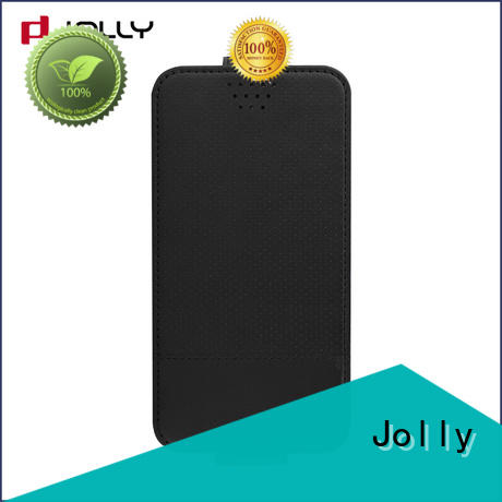 Jolly artificial leather universal cases hot sale for sale