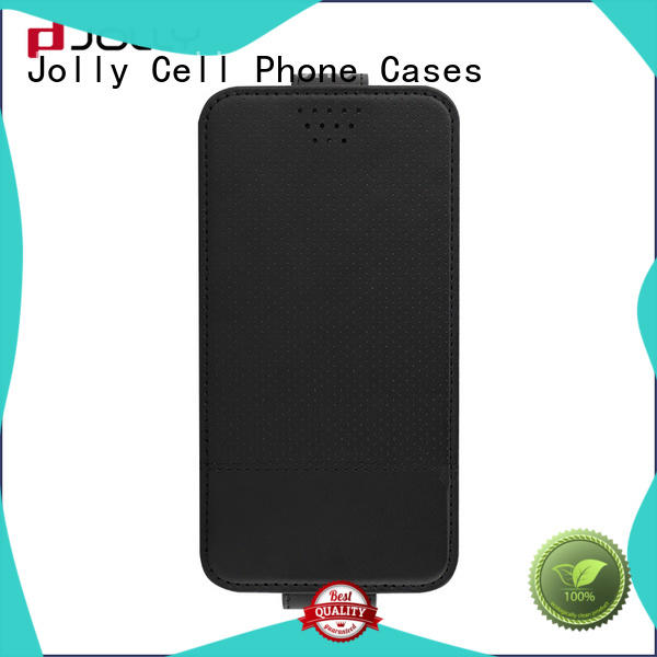 custom universal cell phone cases with card slot for cell phone Jolly