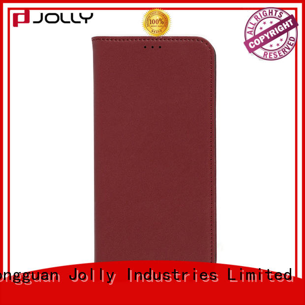 Jolly latest magnetic phone case company for sale