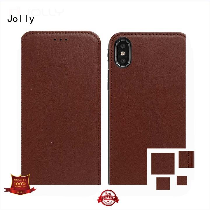 Jolly flip phone case with slot for sale