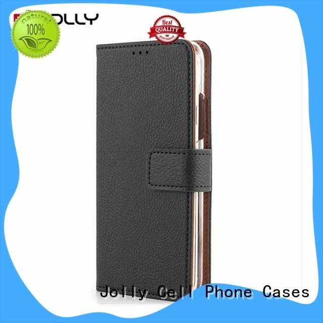 djs wallet case with rfid blocking features for apple Jolly