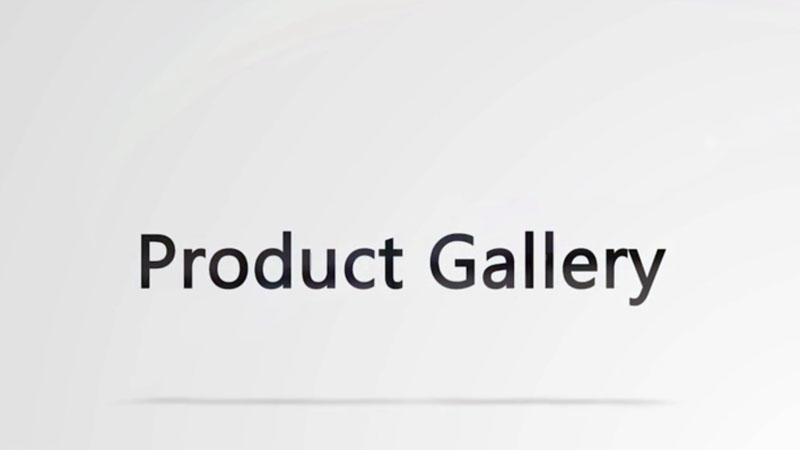 The products gallery of Jolly case