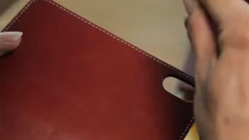 Book phone case -- Ink printing