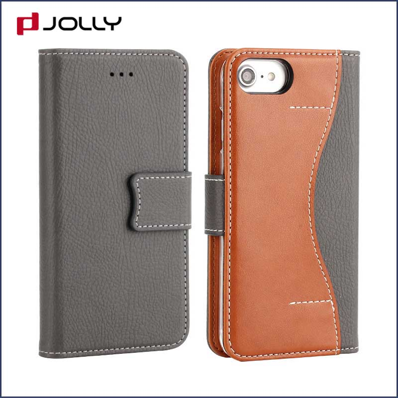 Jolly ladies purse crossbody leather wallet phone case company for mobile phone-9