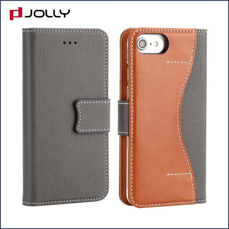 Jolly ladies purse crossbody leather wallet phone case company for mobile phone