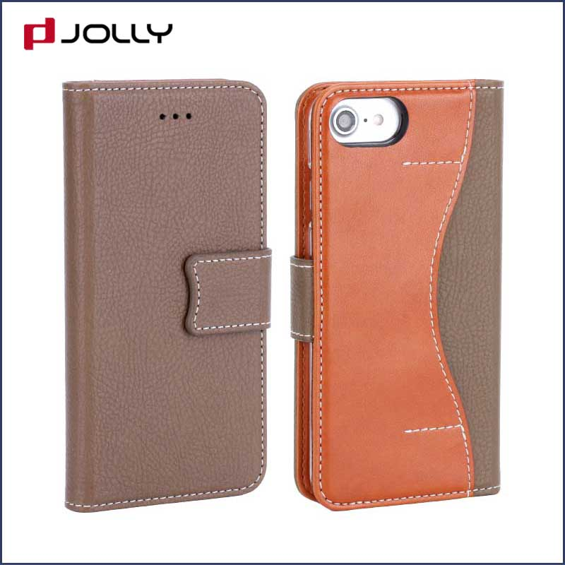 Jolly ladies purse crossbody leather wallet phone case company for mobile phone-11