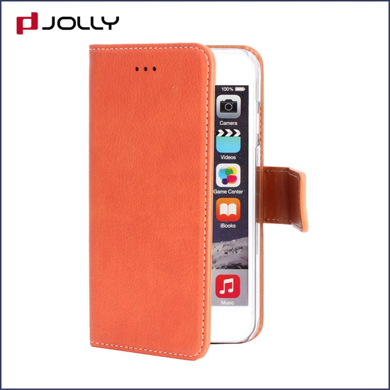 Jolly ladies purse crossbody leather wallet phone case company for mobile phone-13