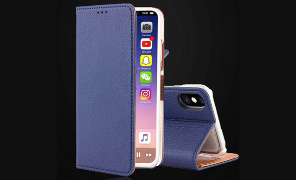 Jolly high quality cell phone wallet for busniess for mobile phone-2