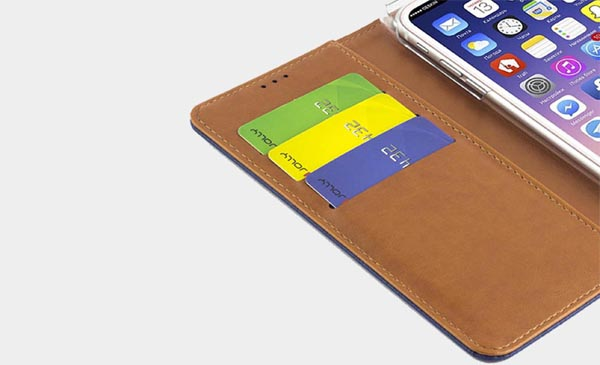 Jolly high quality cell phone wallet for busniess for mobile phone-9