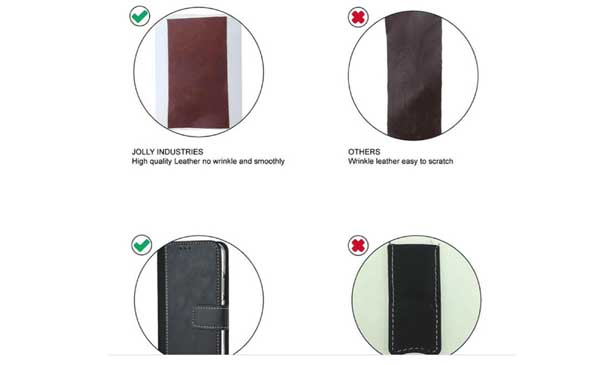 Jolly high quality cell phone wallet for busniess for mobile phone-11
