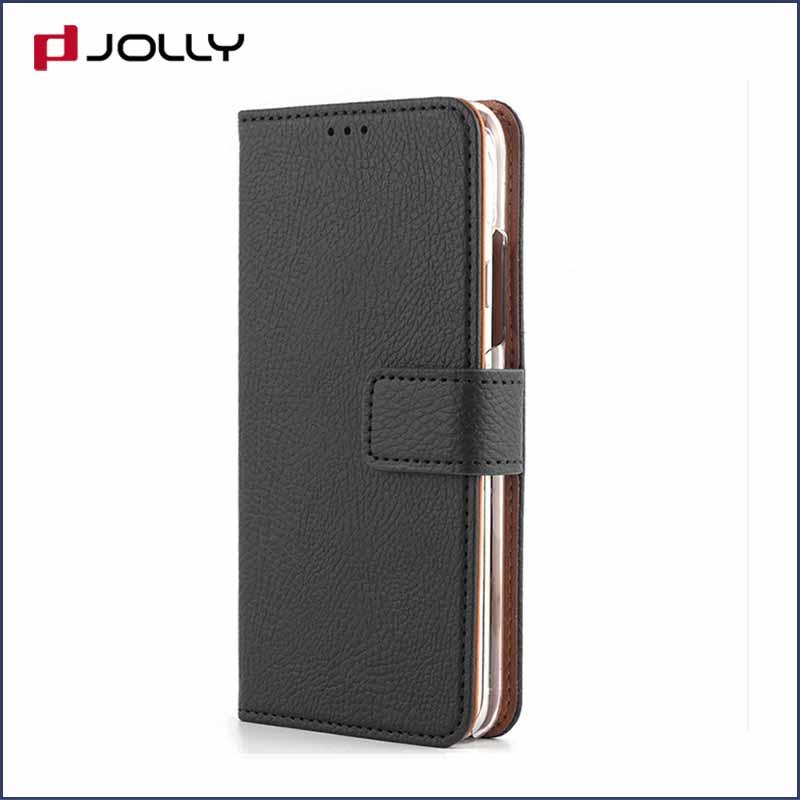 Jolly high quality cell phone wallet for busniess for mobile phone
