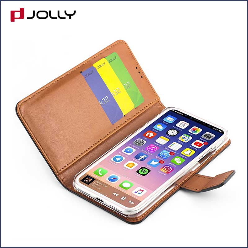 Jolly high quality cell phone wallet for busniess for mobile phone-14
